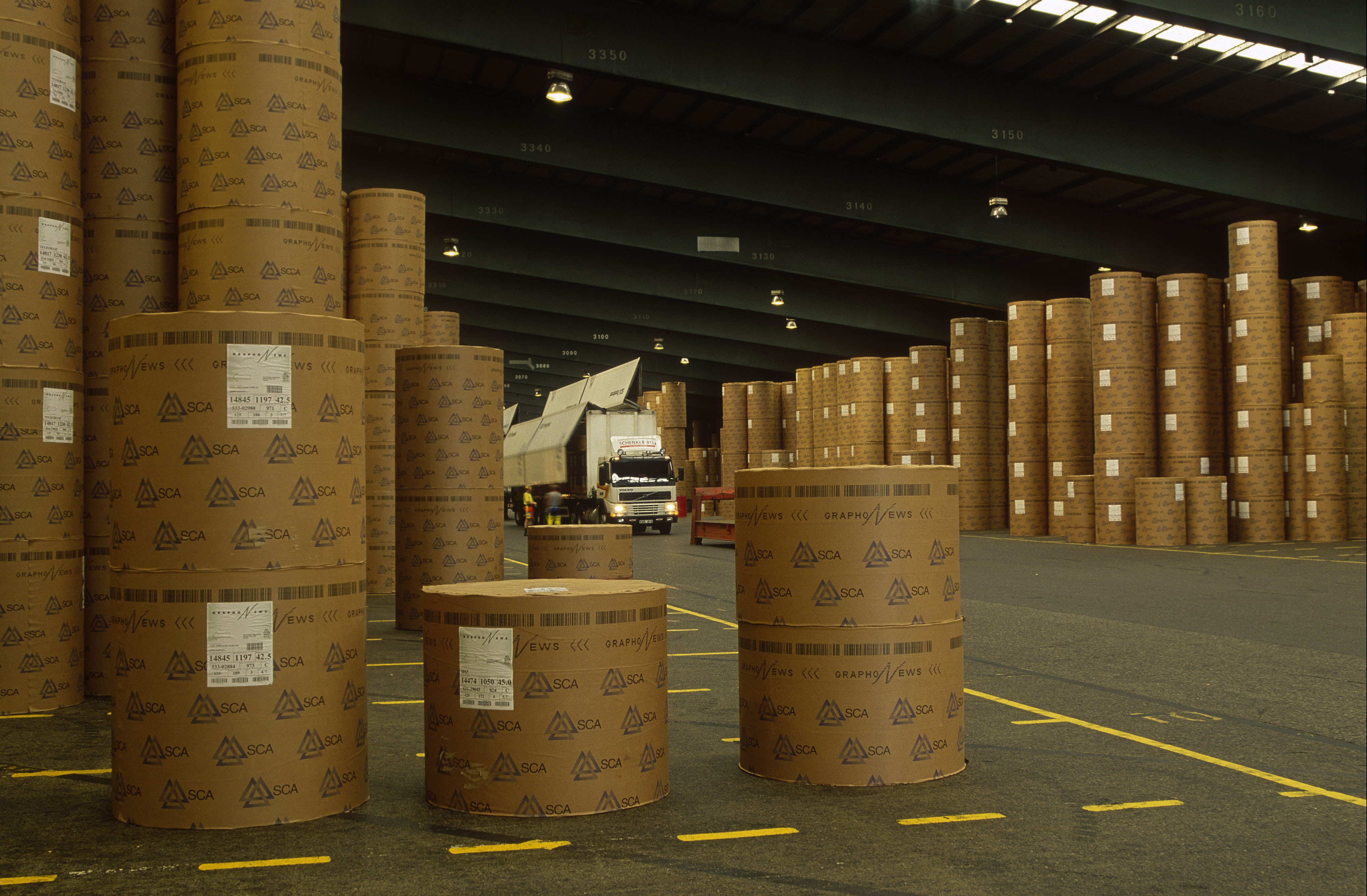Paper Mill Parts : Cement paper and packaging factories mintin corporation